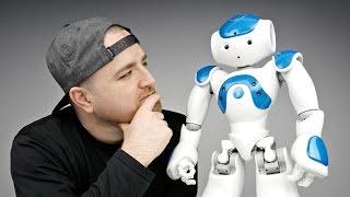 getlinkyoutube.com-$8000 Robot Unboxing!