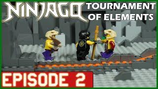 getlinkyoutube.com-LEGO Ninjago - Tournaments of Elements Episode 2: Lava Falls