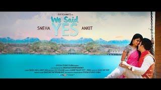 "getlinkyoutube.com-""We Said YES"" The Big Fat Marwari Wedding { Sneha & Ankit } Aamby Valley City | Same Day Edit"