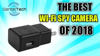 getlinkyoutube.com-The Best Hidden WIFI Spy Camera for 2016