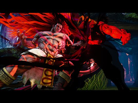 Street Fighter V: Necalli Reveal Trailer