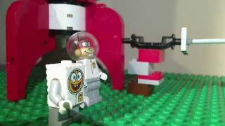 getlinkyoutube.com-Lego Spongebob Episode 57: Surgical Stuff