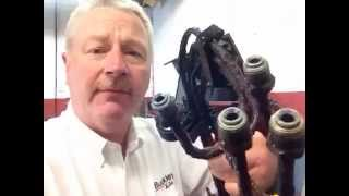 getlinkyoutube.com-Rotted Brake Lines On A 2000 GMC 4X4 In Wilmington Delaware