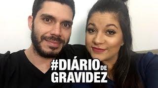 DIÁRIO DE GRAVIDEZ   Primeiro E Segundo Trimestre | Nathy Oliveira