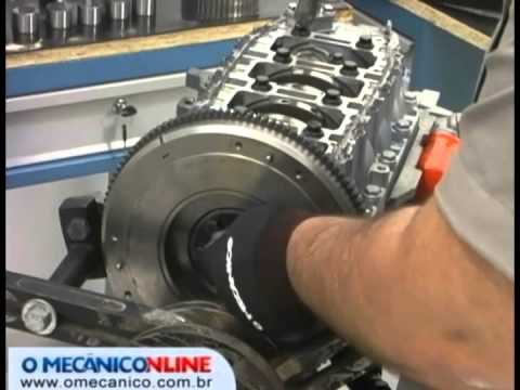 Motor Fiat Fire HP 1.4 L flex - Cap 1: desmontagem