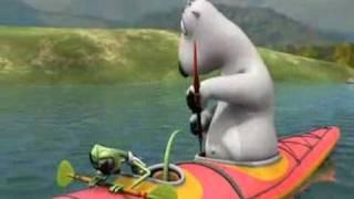 getlinkyoutube.com-El oso Berni - 1x49 - Piragüismo