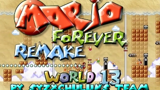 getlinkyoutube.com-Mario Forever Remake - World 13 by Syzxchulun's Team