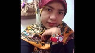 jilbab coklat