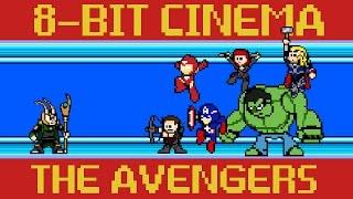 getlinkyoutube.com-The Avengers - 8-Bit Cinema