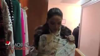 getlinkyoutube.com-Amores Verdaderos - Nuevo look de Eiza Gonzalez