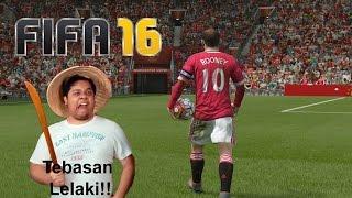 FIFA 16 NGAKAK ABIS!! - MAINNYA GAK PAKE TATA KRAMA! HAHAHA