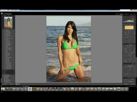 Photography:  Adobe Lightroom 3 - Series - Part 4 - Development Module