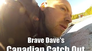 getlinkyoutube.com-Brave Dave's Canadian Catch Out - Freight Train Hopping In Canada