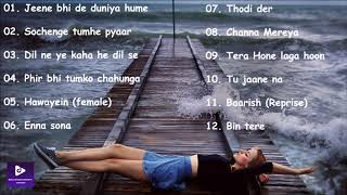 BROKEN HEART TOUCHING SONGS   COLLECTION OF UNSAID LOVE SONGS 2018   BOLLYWOOD ROMANTIC JUKEBOX 2018