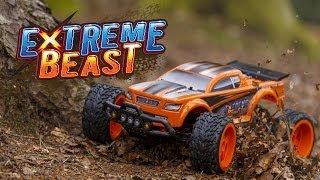 getlinkyoutube.com-Maisto Extreme Beast from Hawkin's Bazaar