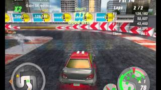 getlinkyoutube.com-Need for Speed Underground 2 - The Other Side - Stadium Drift Gameplay