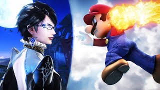 getlinkyoutube.com-Super Smash Bros 4 All Cutscenes Movie / All Character Trailers | Wii U and 3DS 【FULL HD】