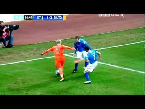Gary Mackay-Steven Fitba Magician