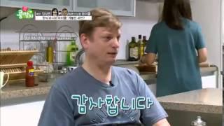 getlinkyoutube.com-배우 임성민 미국인 남편 마이클, 개불에 반하다!_채널A_부부극장 콩깍지 24회