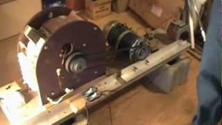 getlinkyoutube.com-Self Running 40kW 40,000 Watt Fuelless Generator Full Video