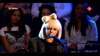 getlinkyoutube.com-Lady Gaga - Poker Face (Live)
