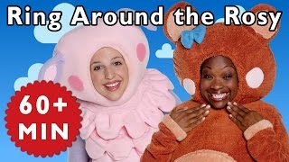 getlinkyoutube.com-Ring Around the Rosy and More   Nursery Rhymes from Mother Goose Club!