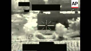 DVIDS VIDEO of US helicopter strike against alleged insurgents south of Baghdad