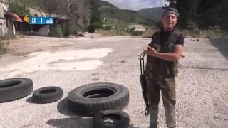 getlinkyoutube.com-شام ريف اللاذقية جبل الأكراد جولة مراسل شام برفقة الجيش الحر في الجبل