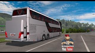 getlinkyoutube.com-[ETS2 v1.26] Setra 431DT Bus Mod