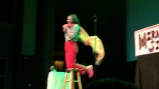 getlinkyoutube.com-Defying Gravity-Miranda Sings/Colleen Ballinger DC SHOW 7/19/14
