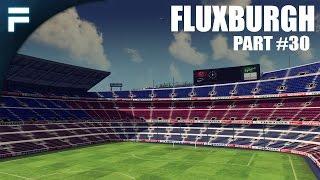 "getlinkyoutube.com-Cities Skylines - Fluxburgh [PART 30] ""Massive Football Stadium"""