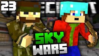 getlinkyoutube.com-Minecraft SkyWars | Český Let's Play #23 w/ Ixajr [Porty]