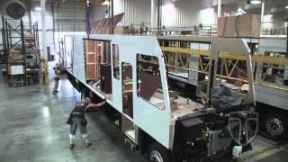 getlinkyoutube.com-Best Selling Motorhome Manufacturer Thor Motor Coach Plant Tour Diesel Motorhomes,Class A,Class C RV