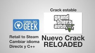 getlinkyoutube.com-Nuevo crack GTA V Reloaded - Adiós al 3DM Crack V6 V7 V8  - Salvar partida ESTABLE Native Trainer