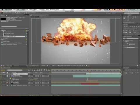 Cinema 4D Destruction FX Tutorial