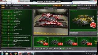 getlinkyoutube.com-Tanki online 1 million crystal hack