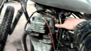 getlinkyoutube.com-Yamaha XS 250 Bobber