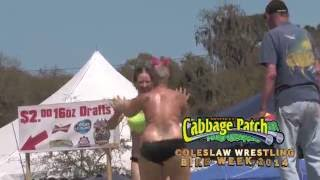getlinkyoutube.com-OFFICIAL VIDEO Cabbage Patch Bar Coleslaw Wrestling Bike Week 2014