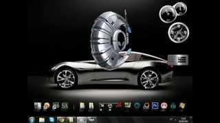getlinkyoutube.com-Personalizando área de trabalho do windows 7