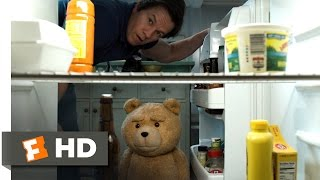 Ted 2 (8/10) Movie CLIP - Beer Fight and Sad Improv (2015) HD