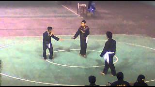 getlinkyoutube.com-Materi sambung dalam tes calon warga PSHT 2013 season 3) cabang kotim ( Sampit, kalimantan tengah)