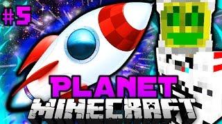 getlinkyoutube.com-ICH werde ASTRONAUT?! - Minecraft Planet #5 [Deutsch/HD]