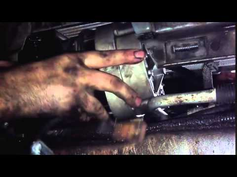 Northstar Alternator Replacement From the Bottom HIGH DEFINITION
