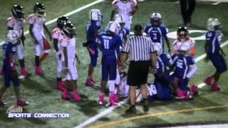 Mona Hurricanes vs Carson Colts Blue Clinic