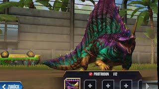 getlinkyoutube.com-Jurassic World: Das Spiel #63 Die STÄRKSTE Kreatur, Priotrodon Lvl.40!! [60FPS/HD]   Marcel