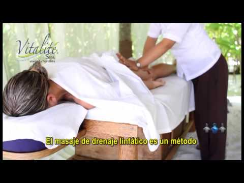 Drenaje Linfático Manual Vitalite Spa