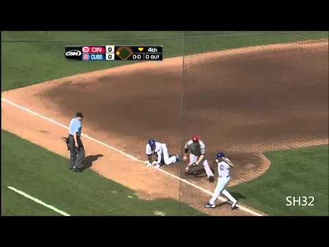 Starlin Castro - 2012 Chicago Cubs Highlights HD