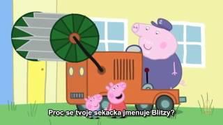getlinkyoutube.com-Prasátko pepina Anglicky s titulky / Peppa pig with subtitles