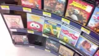 getlinkyoutube.com-Movie Hunting at Walmart - Hey Arnold! is Back on the Shelves!