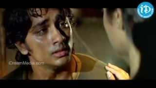 getlinkyoutube.com-Trisha Kisses Siddharth-Nuvvostanante Nenoddantana Movie